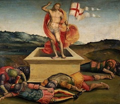 Luca Signorelli, The Resurrection of Christ